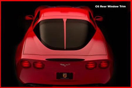 Split Window Trim: Daytona Style