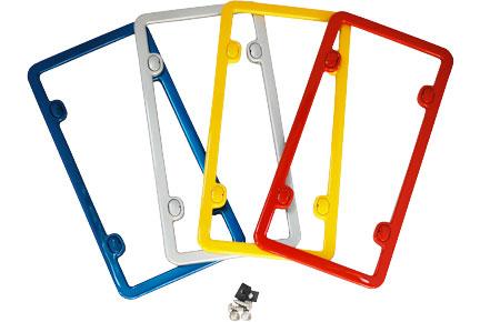 Zagato-License-Plate-Frame